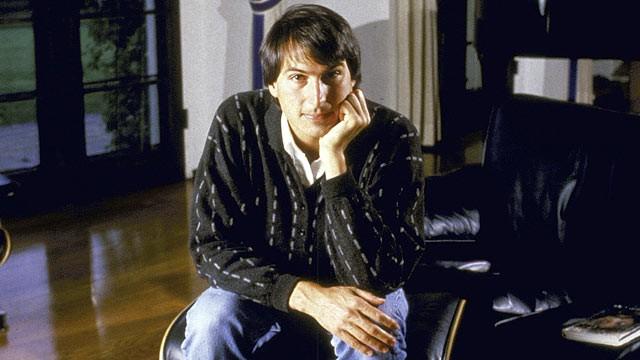 Steve Jobs struggled to be fashionable