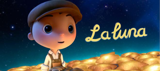 La Luna promotional art by Pixar