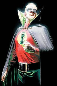 This is the original Alan Scott Green Lantern (circa 1940)