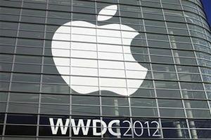 WWDC 2012 Apple banner